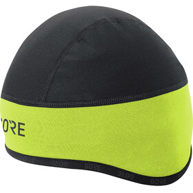 GORE WEAR C3 Windstopper Helmet Cap Unisex neon yellow/black